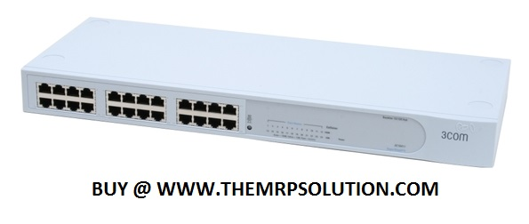 24-PORT SWITCH NEW by the MRP Solution