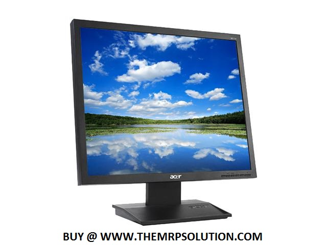 17-INCH LCD, V17C-DJB NEW by the MRP Solution