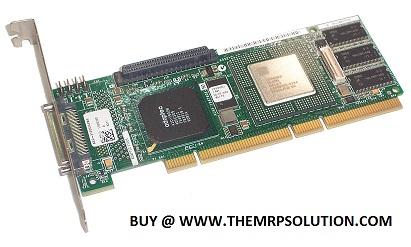 ADAPTEC ASR-2120 U320 SCSI RAID CONTROLLER New