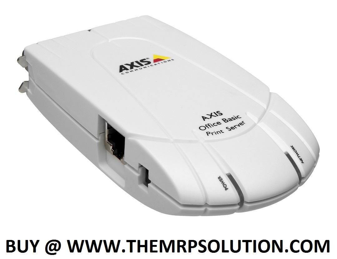 AXIS 0107-001-1 OFFICE BASIC PRINT SERVER Refurbished