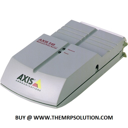 AXIS 540 AXIS PRINT SERVER Refurbished