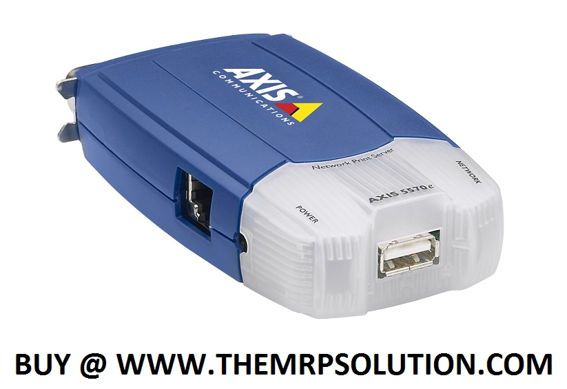 PRINT SERVER, 5570E NEW by the MRP Solution