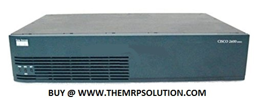 MODULAR ACCESS ROUTER, 2691 NEW by the MRP Solution