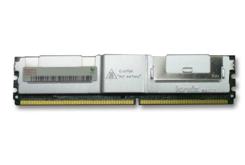 DELL HYMP151F72CP4N3-Y5 4GB, 2RX4, PC2-5300F-555 Refurbished