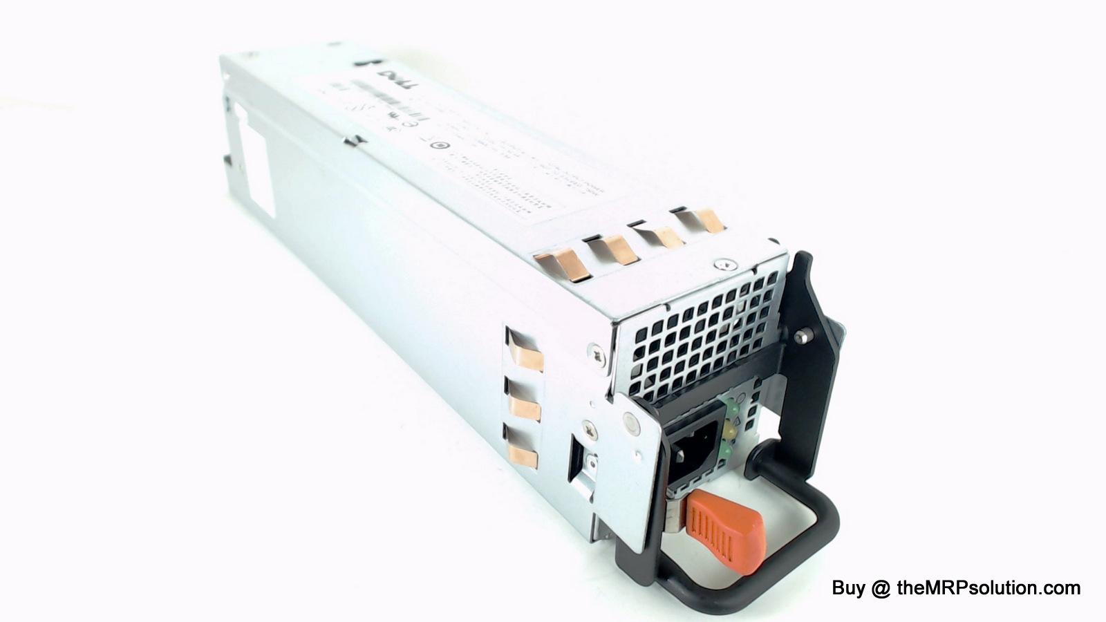 DELL JU081 POWER SUPPLY, 750 WATT QUICKSWAP New