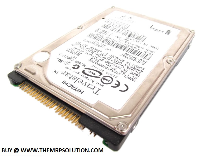 """40GB IDE HDD, 5.4K, 2.5"""" NEW by the MRP Solution"""