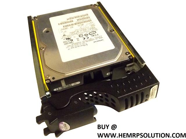 300GB, 15K FC HDD