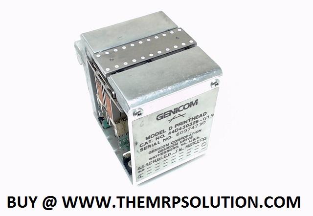 GENICOM 44D430328G01 HAMMER MODULE, 4470 New