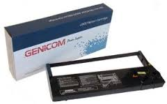 GENICOM 4A0040B02 RIBBON, BLACK, 40M, 51XX SERIES New