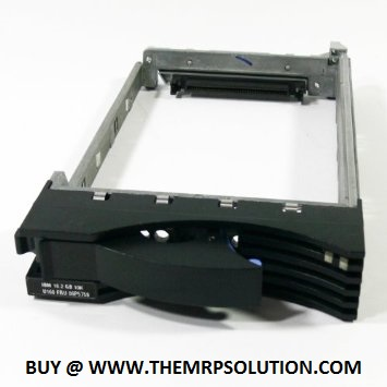 IBM 00N7281 3.5 SCSI HOT SWAP DRIVE TRAY New