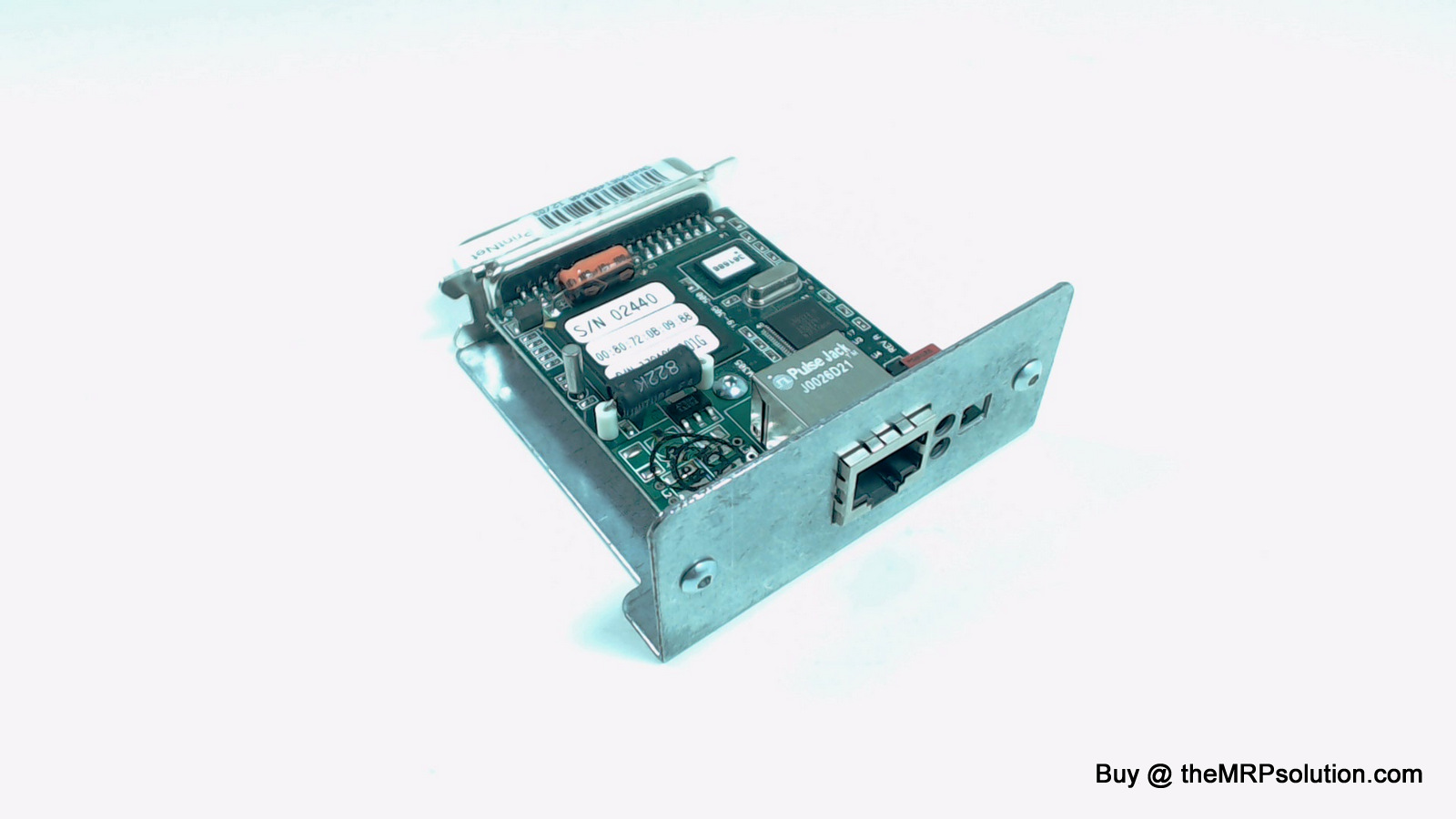 IBM 01P8301 ETHERNET PRINT SERVER 10/100 BASE T Refurbished
