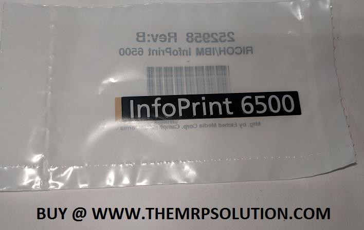 IBM 252958-001 LOGO, 6500 Refurbished