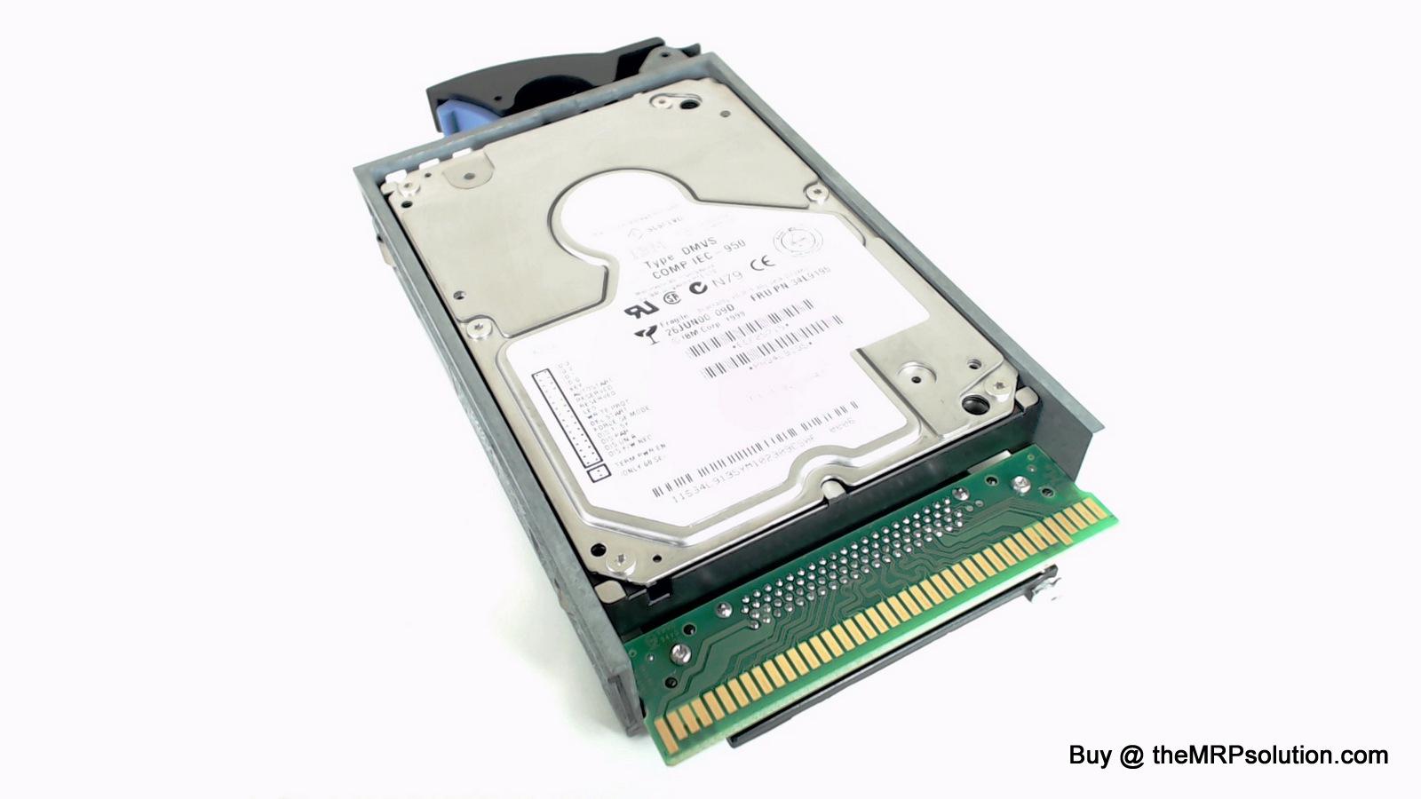 IBM 34L2279 HDA 9GB, 10K New
