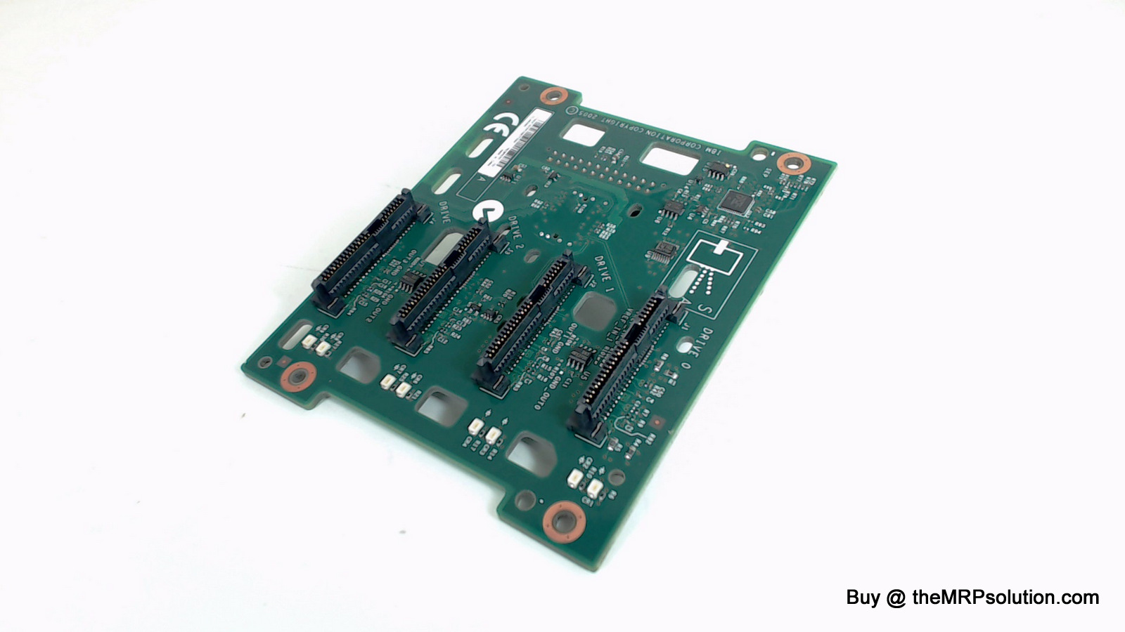 IBM 39Y9757 SAS HARD DRIVE BACKPLANE New
