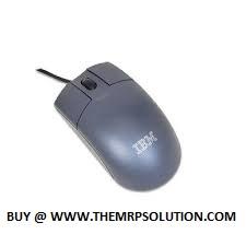 MOUSE, USB, OPTIC, 3-BUTTON, BLK