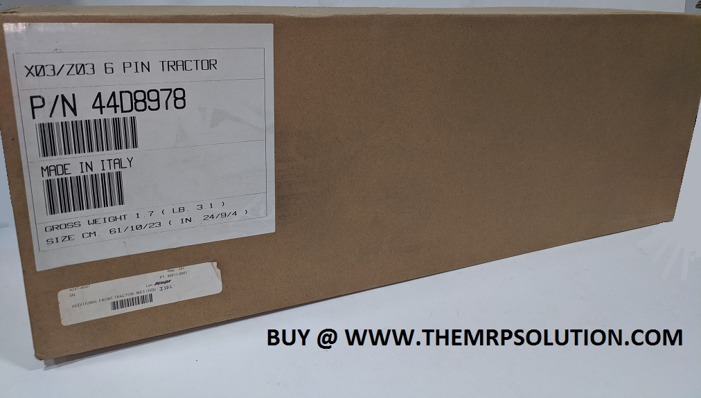 IBM 4247-4007 ADDITIONAL FRONT TRACTOR- MES (X03) Refurbished