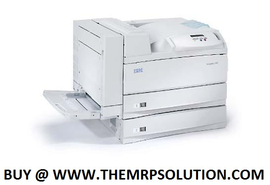 IBM 4545-001 PRINTER, LASER, INFO 1145 New
