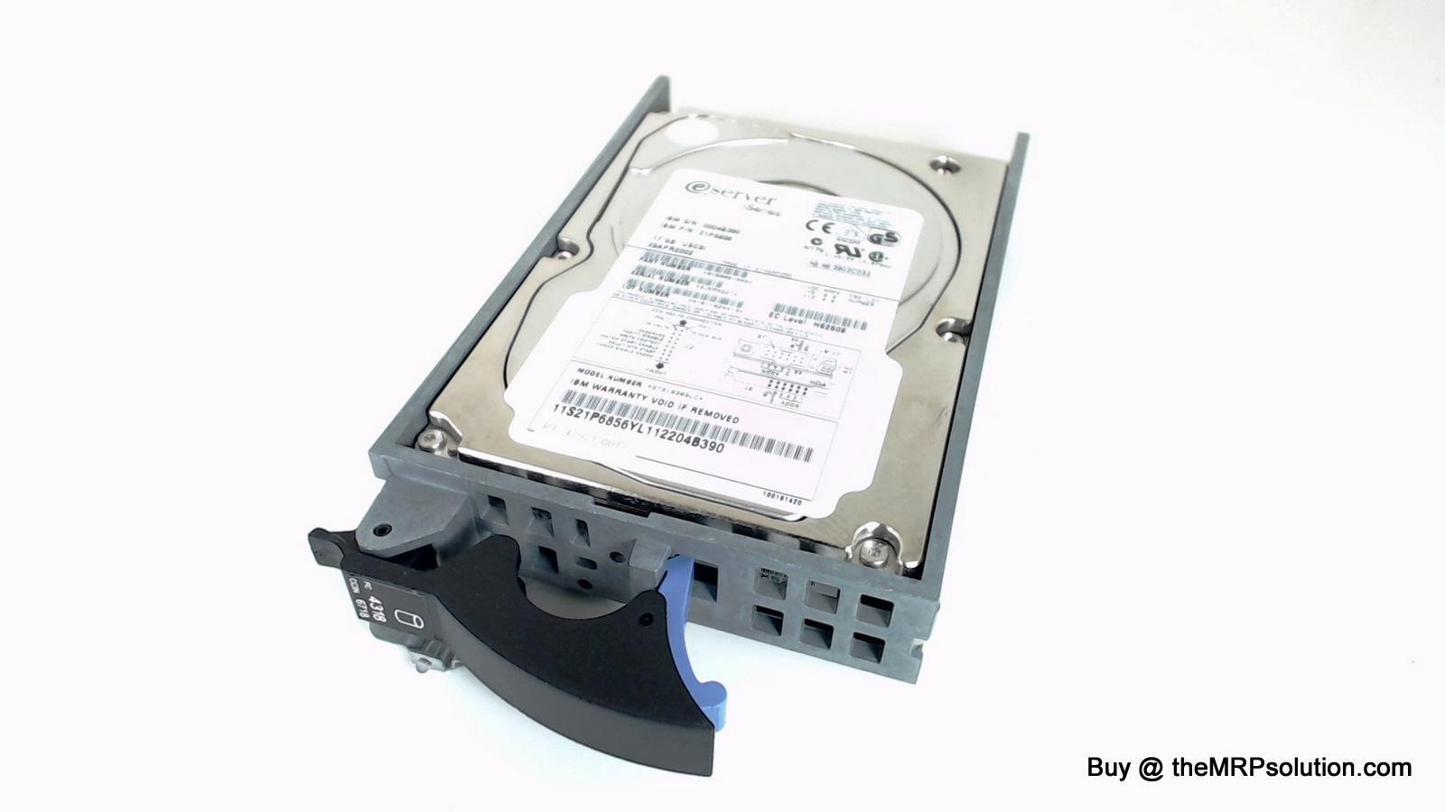 IBM 53P5458 18GB, 10K, SCSI HDA, FC 4318 New