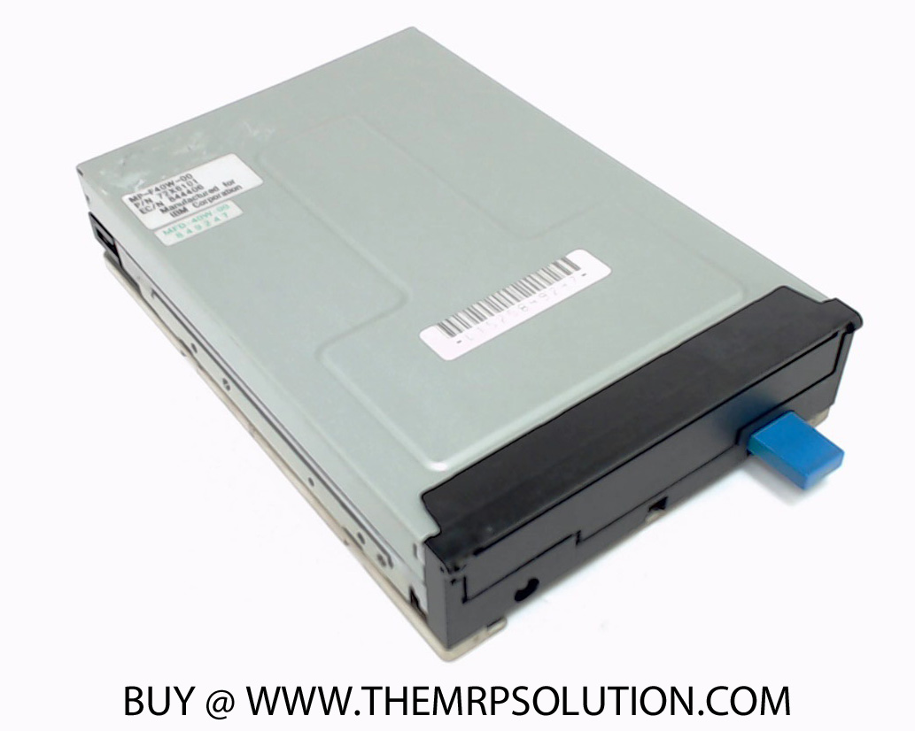 IBM 72X6101 FLOPPY DRIVE, SMALL BTN, 5394 Refurbished