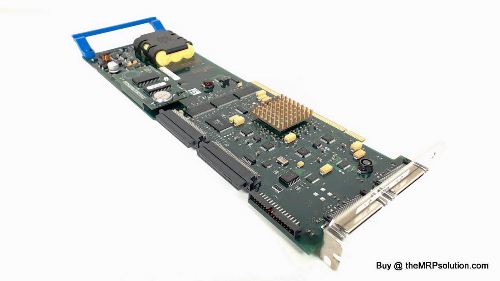 IBM 97P6516 PCI-X DUAL SCSI ADAPTER, 9406-800 Refurbished