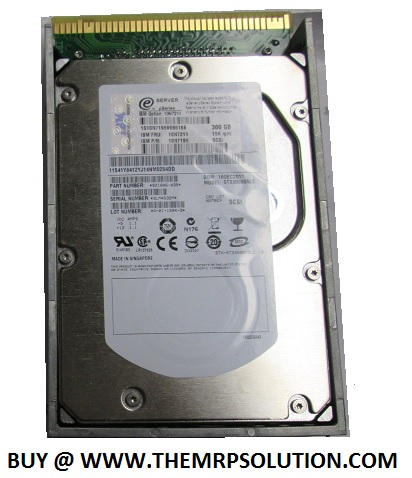 300GB, 15K, HOT SWAP HDD NEW by the MRP Solution