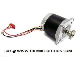 INTERMEC 059021-002 MAIN STEPPER MOTOR, 3400D Refurbished