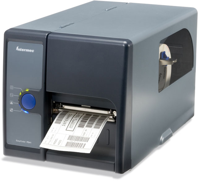 INTERMEC PD41 PRINTER_THERMAL New
