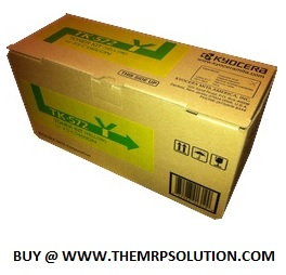 TK-572Y, TONER: YELLOW (12K YIELD) NEW by the MRP Solution