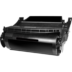 LEXMARK 12A6760 TONER, BLACK, T62X,30K PAGE Refurbished