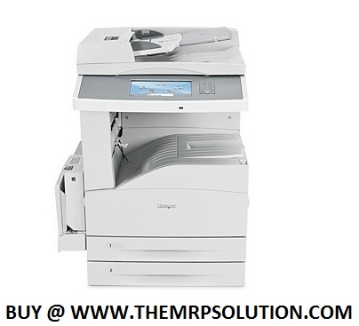 MONO LASER MFP, X860DE 4 NEW by the MRP Solution