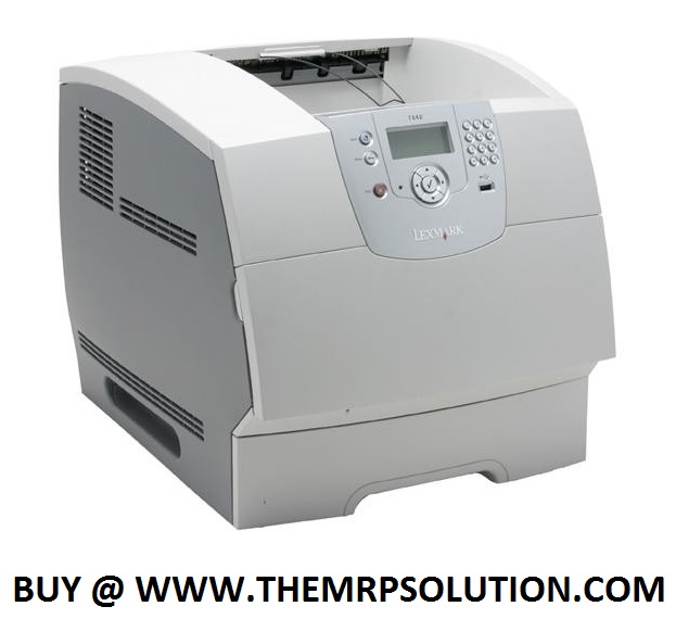 LEXMARK 20G0250 PRINTER, LASER, T642N Refurbished
