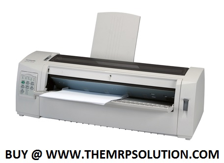 LEXMARK 2481-100 PRINTER, SERIAL MATRIX, 2481-100 Refurbished