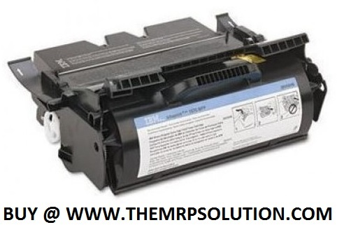 LEXMARK 75P4301 TONER, BLACK, 1332/52/72 New