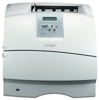 LEXMARK T630 LASER PRINTER, T630 Refurbished