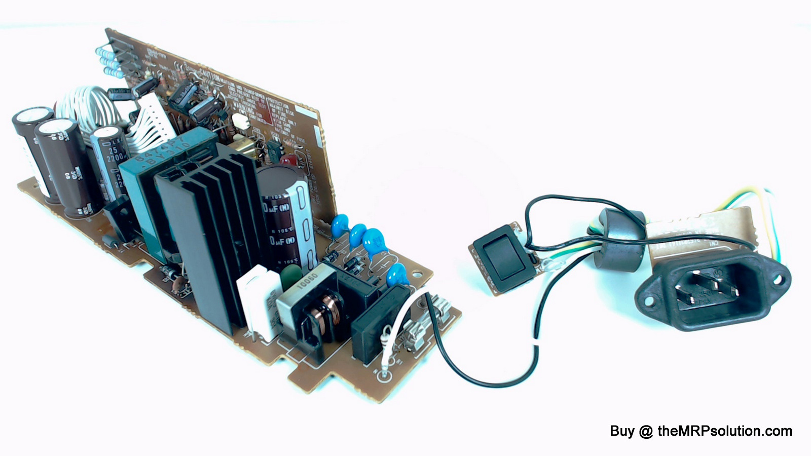 OKIDATA 56412101 PWB, POWER SUPPLY New
