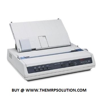 OKIDATA 62422401 PRINTER, SERIAL MATRIX, ML186 Refurbished