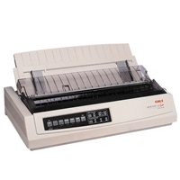 OKIDATA ML321T PRINTER, DOT MATRIX, ML321T Refurbished