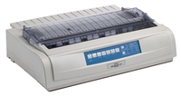 OKIDATA ML420 PRINTER, SERIAL MATRIX, 570 CPS Refurbished