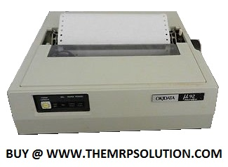 MICROLINE 92 PRINTER NEW by the MRP Solution