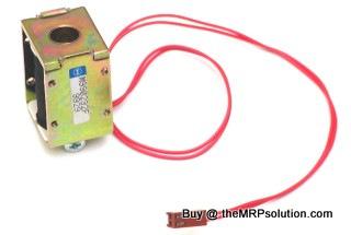 PRINTEK 90788 SOLENOID, CUTTER, FM-8000C New