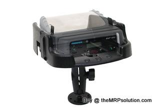 PRINTEK 91480 MTP400 MOUNT, ROUNDBASE W/TRAY New