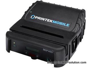 PRINTEK 91830 MTP400LP BLUETOOTH New