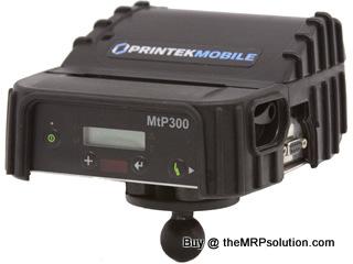 PRINTEK 91834 MTP300 IRDA New