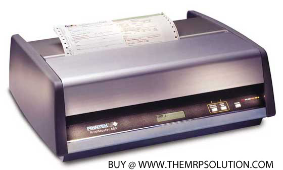 PRINTEK PM-850SI PRINTER, COMPLETE, PM850SI Refurbished