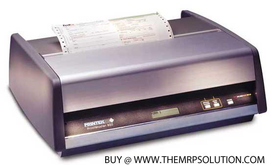 PRINTEK PM-850SI PRINTER, COMPLETE, PM850SI New