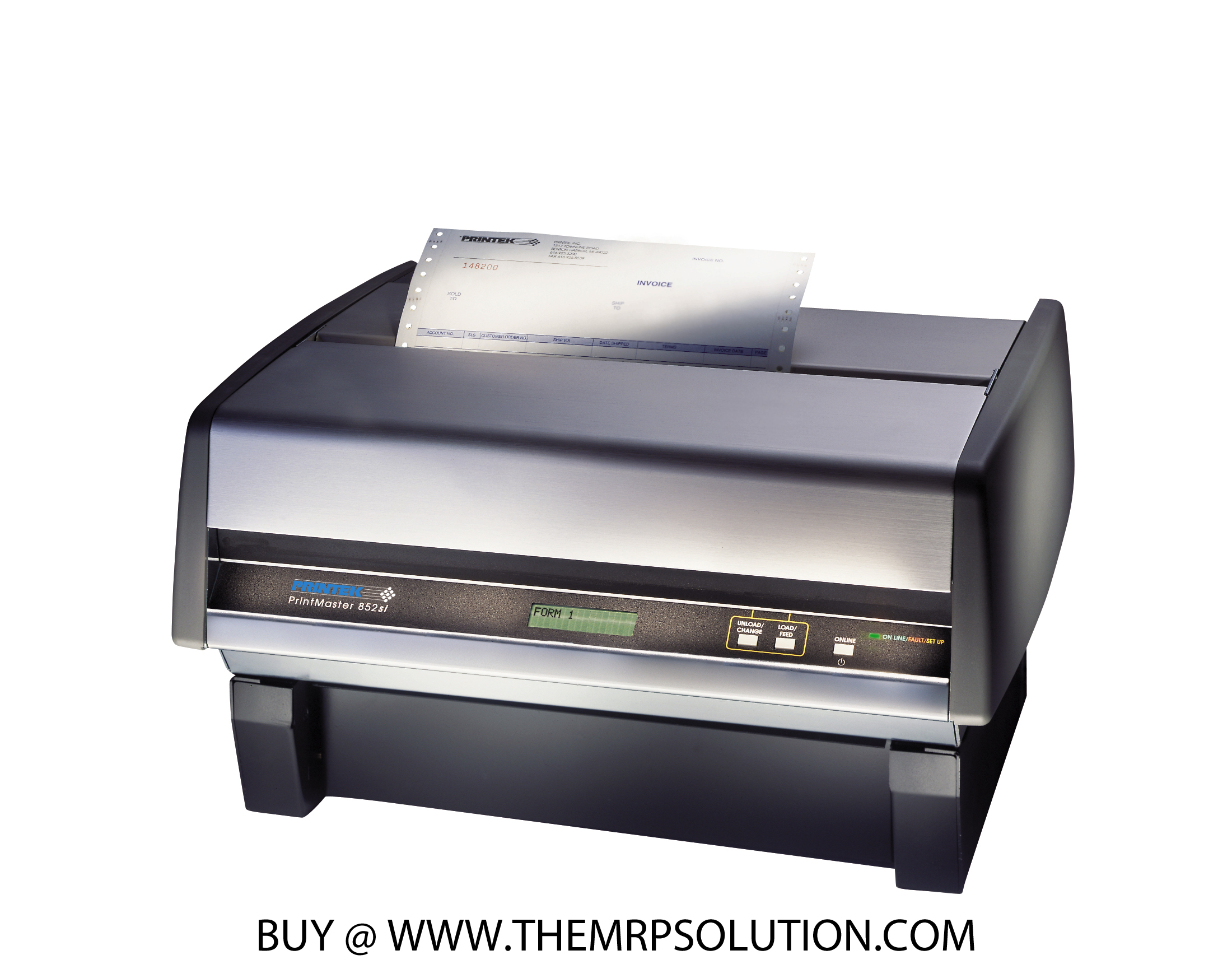 PRINTEK PM-852SI PRINTER, COMPLETE, PM852SI Refurbished