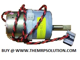 PRINTRONIX 110352-001 MOTOR, RIBBON DRIVE, MVP150 Refurbished