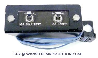 PRINTRONIX 112079-002 IGP TEST SWITCH, P3040 New