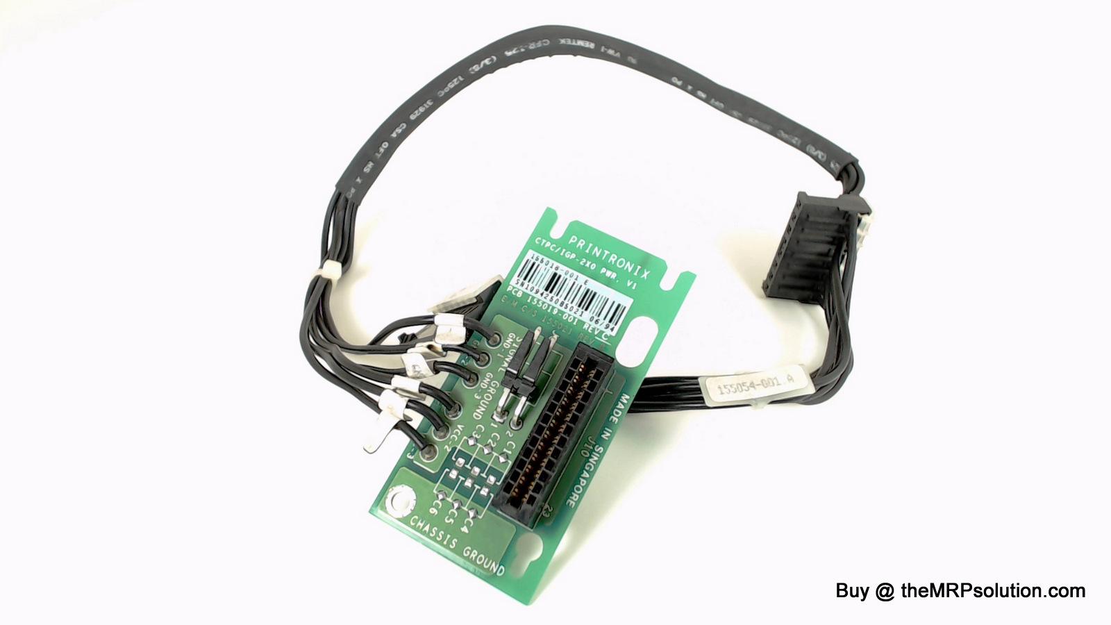 PRINTRONIX 155018-001 PCBA, CTPC/IGP-2X0 PWR, P4280 Refurbished