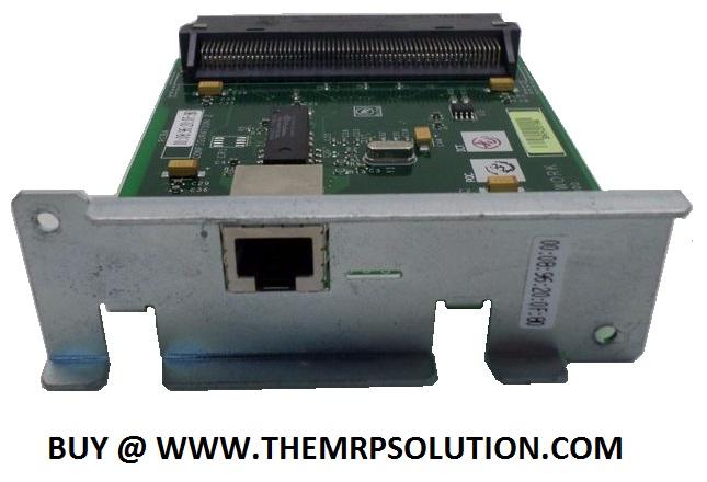 PRINTRONIX 252229-001 ETHERNET I/F, 100 BASE T, T4M/SL4M New
